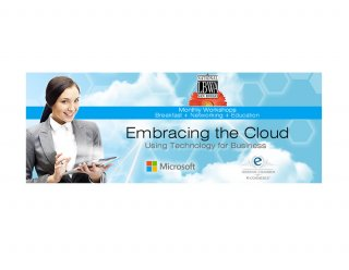 NLBWA-SD Banner for Embracing the Cloud