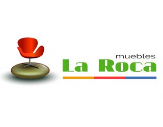 "Logo Design for ""Muebles la roca"""
