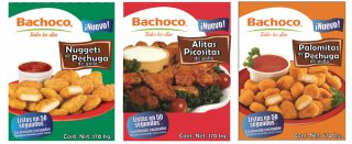 Packaging Design for Bachoco product boxes