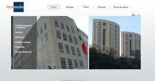 Tecnocanceles Full Flash Website